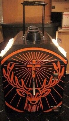 Jagermeister 3 Bottle Cold Shot Bar Top Tap Machine Jager Bombs Man Cave