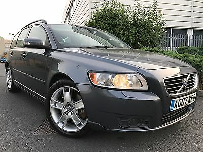 Volvo V50 2.4 D5 SE Geartronic Diesel Automatic Estate