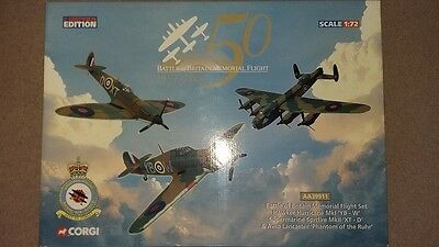 "Corgi Aviation Archive Bbmf Limited Edition Set ""phantom Of The Ruhr"" Aa39911"