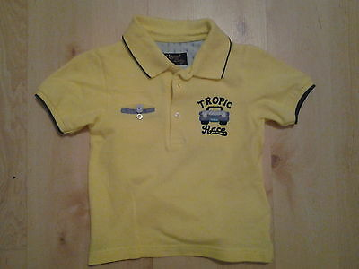 Boys Mayoral polo shirt age 18 months