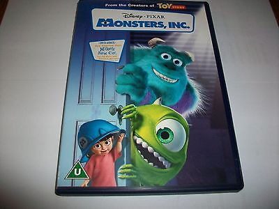 Monsters, Inc.   Disney/pixar