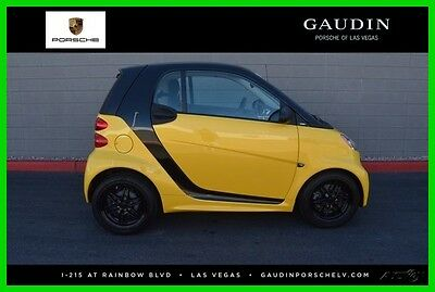 2013 Smart fortwo Passion 2013 Passion Used 1L I3 12V Automatic RWD Coupe Premium