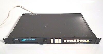 Folsom Presentation Pro PS2001 Audio/Video Seamless Switcher *POWER ON TESTED*