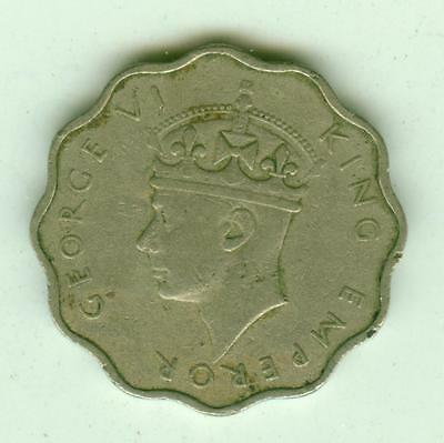 Seychelles 1944 10 Cents-Lot C6