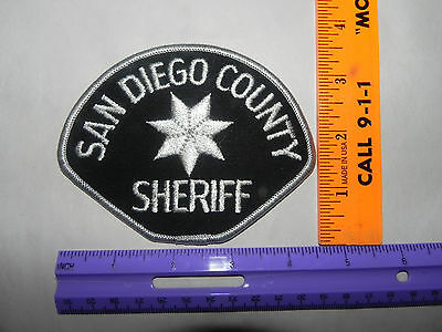 California Police Patch