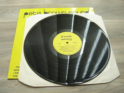 private LP synth * HEAR * soul jazz *FEMALE VOCALS* funk new wave 1982 post punk