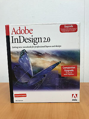 InDesign 2.0 upgrade for mac #a-103