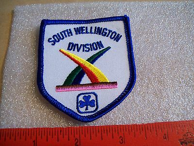 Canadian Girl Guides  Badge/Patch South Wellington Division