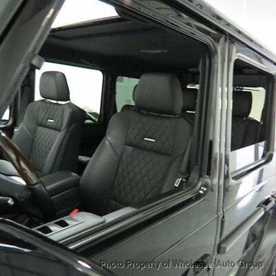 2016 Mercedes-Benz G-Class 4MATIC 4dr AMG G 65 FULLY LOADED !! BEST COLOR  !! PERFECT! CONDITION !! NATIONWIDE SHIPPING