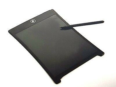 """Ewriter Brand New Howshow 8.5inch LCD Digital Writing Drawing Tablet  """"Black"""""""