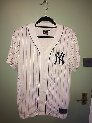 New York Yankees majestic baseball jersey