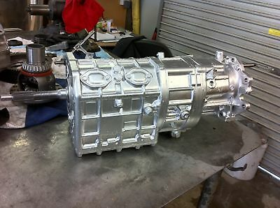 Mazda Bravo/ Ford Courier 4x4, Fully Reconditioned Exchange 5 speed gearbox.