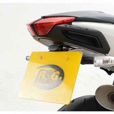 Support de plaque r&g racing noir mv agusta br... - R&g racing 443358 (LP0195BK)
