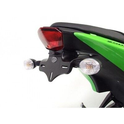 Support de plaque r&g racing pour zx250r ninja... - R&g racing 443917 (LP0071BK)