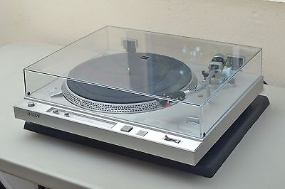 Vintage Sony Stereo Turntable System PS - T25 Record Player