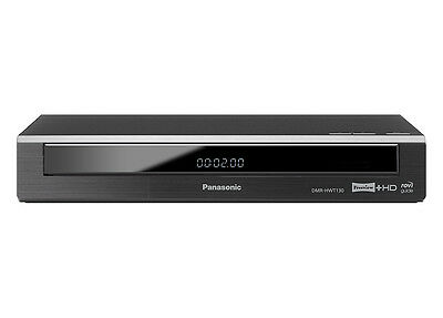 Panasonic DMR-HWT130EB Smart 500GB HDD Recorder PVR Twin Freeview+ HD Tuners