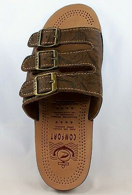 Men's Sandals Men's Buckle Sandals Men's Shoes Men's Summer Sandals Shoe Size 10