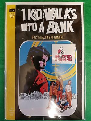 4 Kids Walk Into a Bank #4 1 Kid Walks Ghost VARIANT SOLID 9.8 Copy Black Mask