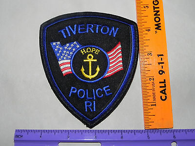 Rhode Island Police Patch