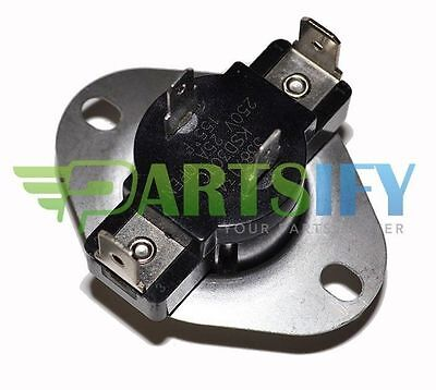 New Part Wp3387134  Whirlpool Kenmore Sears Clothes Dryer Thermostat