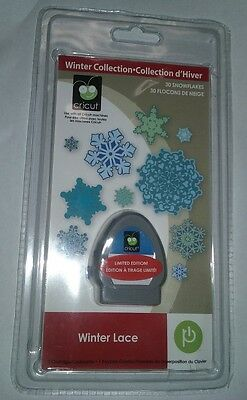 Winter Lace Snowflakes Cricut Cartridge NEW!