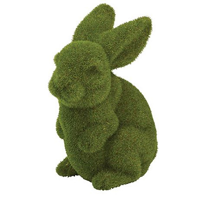 NEW Green MOSS 23 cm bunny By Freedom