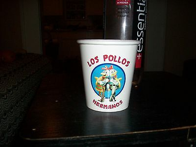 promo paper cup BETTER CALL SAUL Los Pollos Hermanos breaking bad