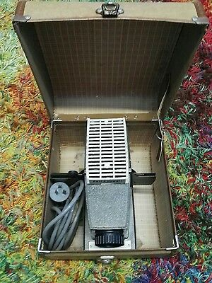 Bell And Howell Slide Projector
