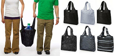 2 New RUME Reusable Tote Fabric Shopping Grocery Eco Friendly Bags FAIR TRADE