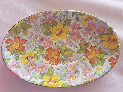 Lord Nelson Ware Dish 14cm. 'Country Lane'. Made in England