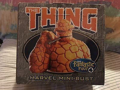 Bowen Design--The Thing Marvel Mini Bust 3445/6000