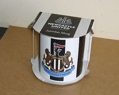Official Newcastle United F.C. Jumbo Tea Coffee Mug Gift new unused from 1993