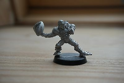 Blood Bowl Star Player - Chaos Lewdgrip Whiparm metal unpainted and with base