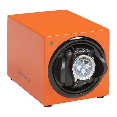 Barrington Single Watch Winder - Choice Of 7 Colours