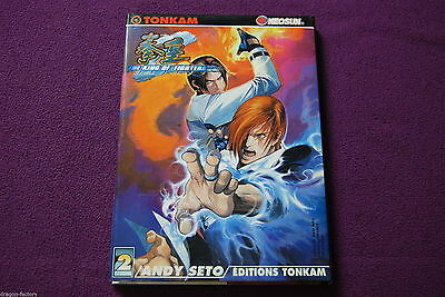 THE KING OF FIGHTERS ZILLION - Andy Seto - Tonkam - N° 2