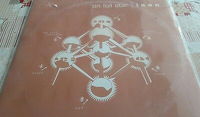 Tin foil star / Isan  - split  NM / NM