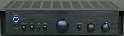 ROTEL RA - 1520 Stereo Integrated Amplifier / Black / AS NEW in box