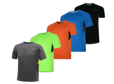 Dare2b Volition Mens Wicking Sports Exercise Base Layer T-Shirt