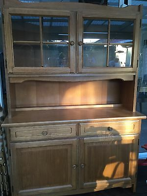 Solid Timber Hutch/buffet/cabinet/sideboard