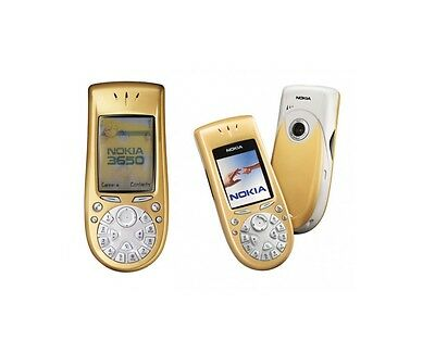 ☆ NOKIA 3650 ☆ Handy Dummy Attrappe ☆ Not real mobile phone! ☆