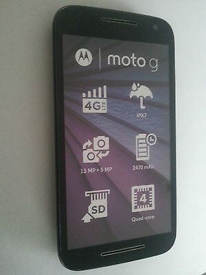 ☆ Motorola moto g ☆ Handy Dummy Attrappe ☆ Not real mobile phone! ☆