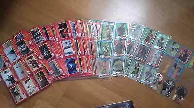 Journey to Star Wars TOPPS lot Cartes Force Awakens + RARE & Limited Edition