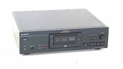 Sony CDP-XA50ES CD Player - Variabeler RCA Ausgang - teil revidiert - 1A Zustand