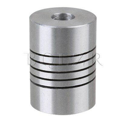 5 x 6.35mm Shaft Coupler D18L25 for Carving Machine Encoder Screw-thread