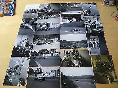 40 Fotos Grand Prix Belgien Spa Formel 1 Clark 1961