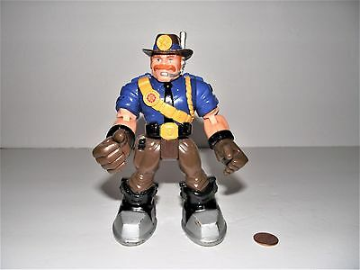 Fisher Price Rescue Heroes Captain Clydes Action Figure