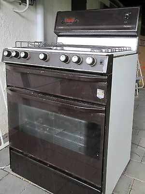 """Chef Model 90D""""Parkland"""" All Gas Freestanding stove"""