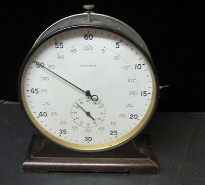 Junghans Timer Clock, 1920-40 Large Dial