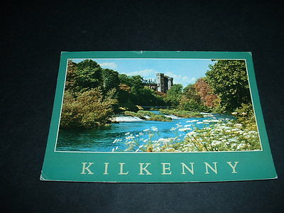 Irish Postcard Kilkenny Ireland
