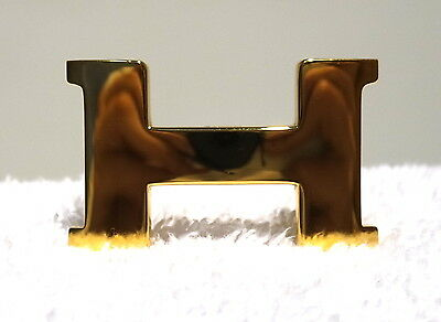 New Hermes Small Constance H Belt Buckle Gold / Rose Gold **choose Your Color**